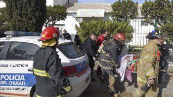 El incendio se produjo el miércoles 23 de agosto en el pabellón femenino de la alcaidía y cinco reclusas fueron afectadas por el humo y el fuego.