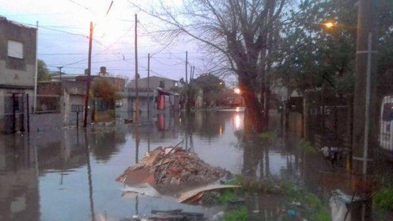 Inundaciones en CABA y el Gran Buenos Aires