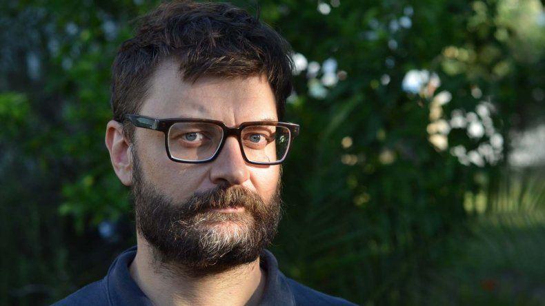 Federico Falco nació hace 40 años en Córdoba y es una de las figuras promisorias de la literatura argentina.