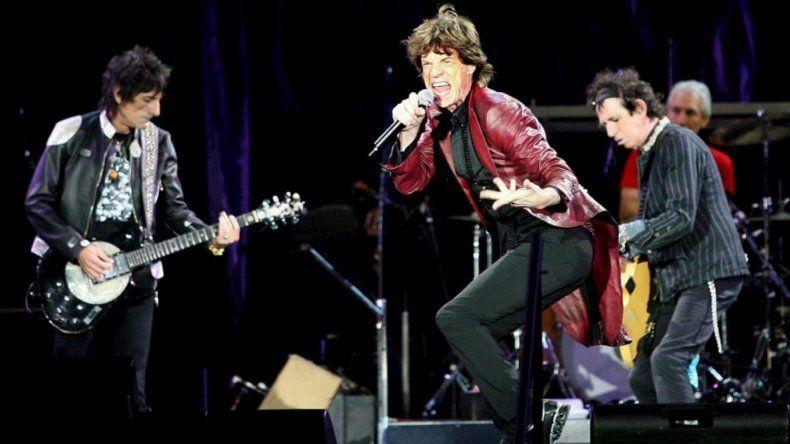 The Rolling Stones iniciaron una nueva gira