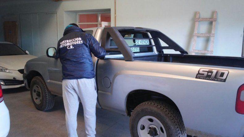En 24 horas tres autos con pedido de captura fueron secuestrados