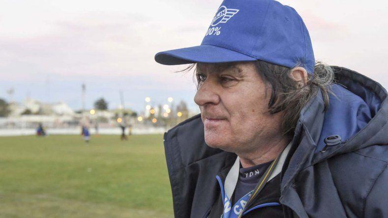 Jorge Coco Bersán arregló su salida de Newbery en lo que representó su cuarto ciclo como conductor del lobo.