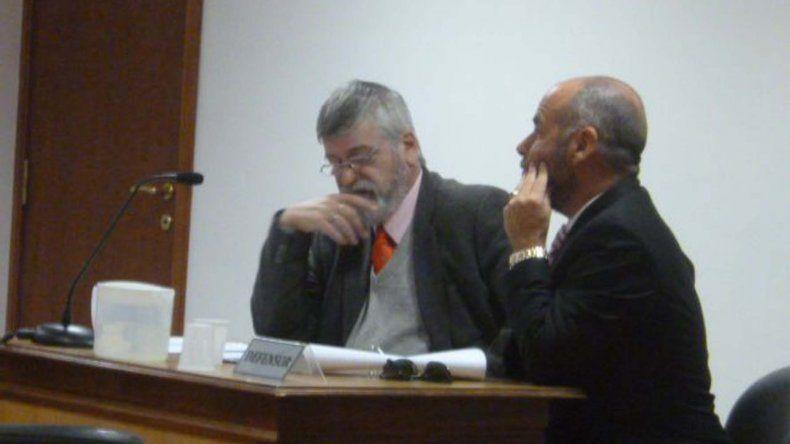 El abogado Carlos Cervino es juzgado por su actuación como asesor del exintendente Sebastián Balochi.