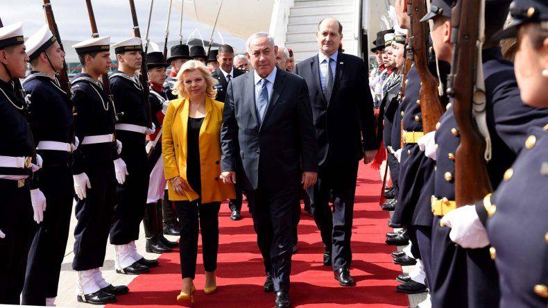 El primer ministro israelí