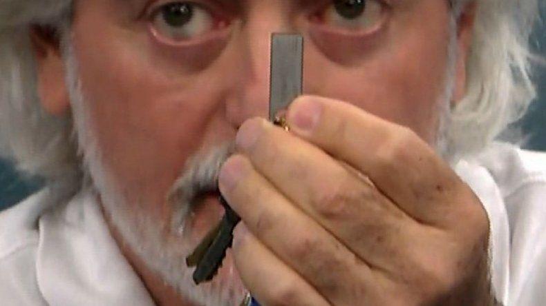 Un perito ofreció información sobre el teléfono celular de Santiago pero fue rechazado