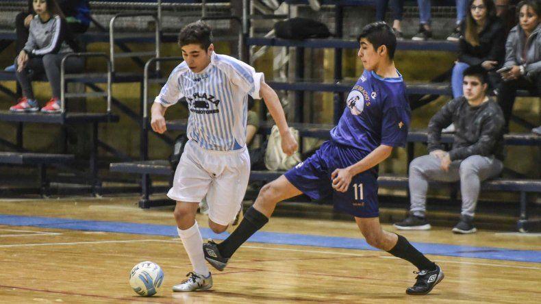 El torneo Clausura de la Asociación Promocional de futsal disputó una nueva fecha.