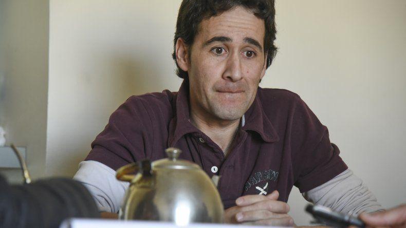Rubén Silva decidió entregar la casa usurpada para que vuelva a funcionar como subcomisaría de Ciudadela.