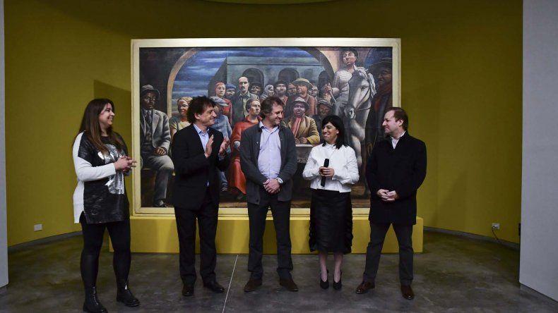 El Museo de Artes Plásticas Eduardo Sívori reabre sus puertas luego de un proceso de puesta en valor de su patrimonio artístico y arquitectónico.