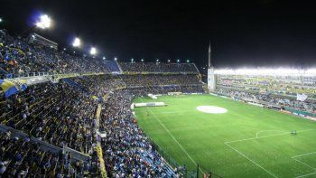 ¿finalmente argentina y peru jugaran en la bombonera?