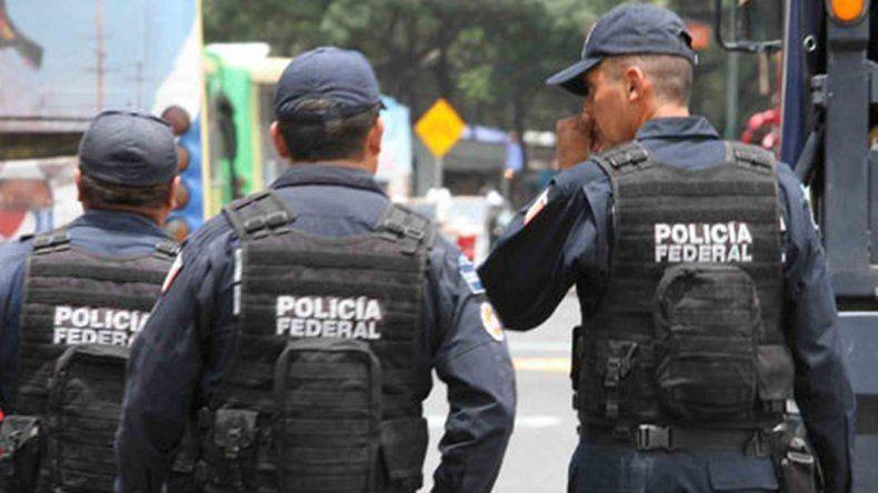 Policía Federal realiza diligencias en Madryn vinculadas a la búsqueda de Maldonado