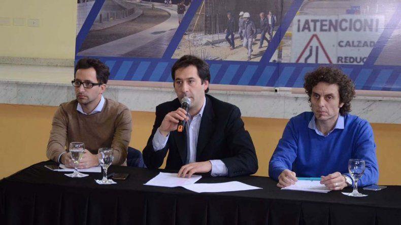 En el CEPTur ayer se realizó la apertura de sobres para la licitación de obras de gas.