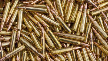 le incautaron 500 municiones  al presunto autor del tiroteo contra una casa de rada tilly