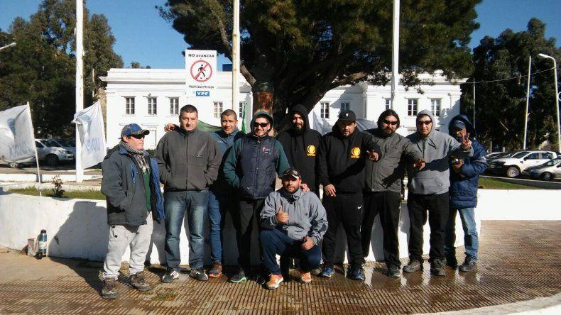 Trabajadores de UOCRA levantaron las medidas en YPF