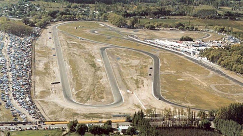 El autódromo de General Roca está listo para recibir después de casi diez años a la Top Race V6.