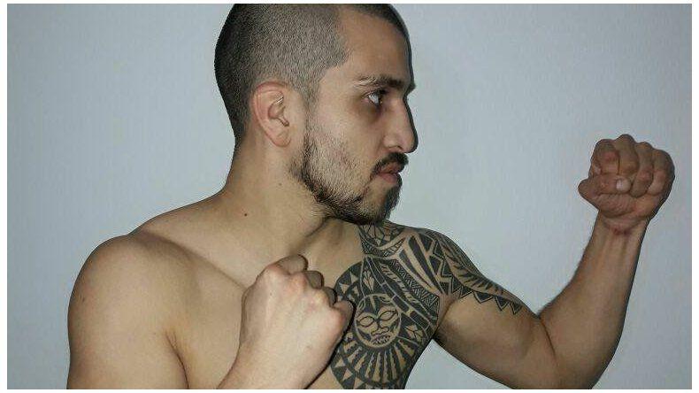 A casi un año de su última pelea Santiago Barrios sale a la Jaula ante Fabricio Arévalo.
