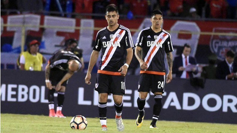 River sufrió una dura derrota en Bolivia