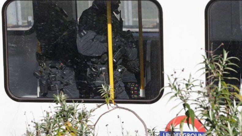 Un atentado en el metro de Londres dejó al menos 22 heridos