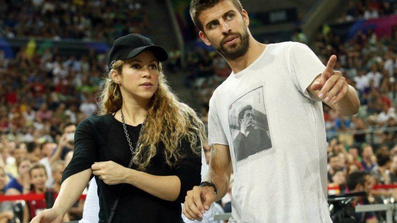 Fuertes rumores de separación entre Shakira y Gerard Piqué