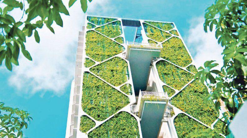 Tendencias globales en construcciones sustentables