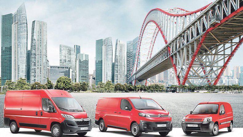Citroën apuesta  a los utilitarios