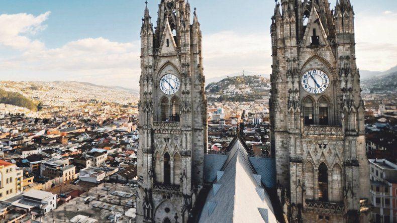 Por quinta vez consecutiva, Quito es elegida destino líder en Sudamérica