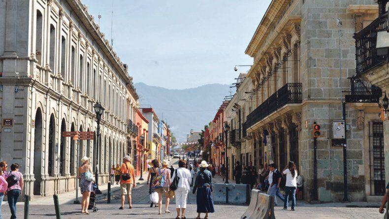 9- Centro histórico de Oaxaca