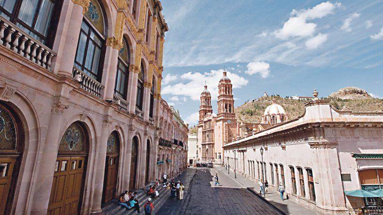 10 - Zacatecas
