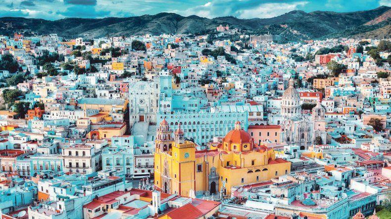 3 - Ciudad histórica de Guanajuato