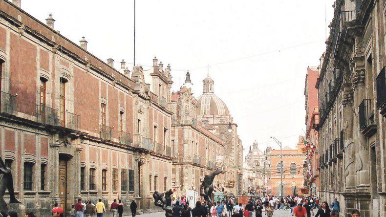 8 - Centro histórico de México