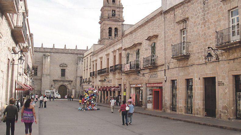 7- Centro histórico de Morelia