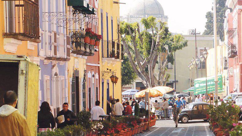 1 - Puebla una selección al estilo barroco