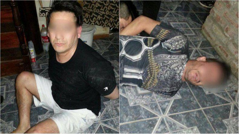 Detuvieron a dos hombres por el asalto a la casa de Pérez Esquivel