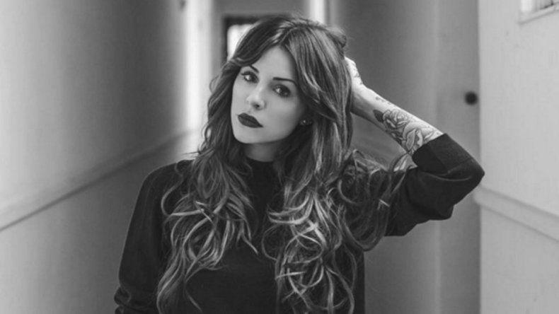 Candelaria Tinelli se tatuó amor es amor