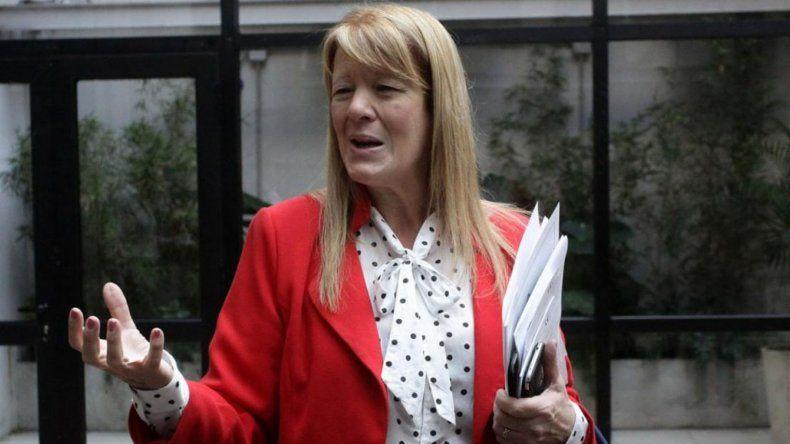Margarita Stolbizer cuestionó al ministro de Hacienda