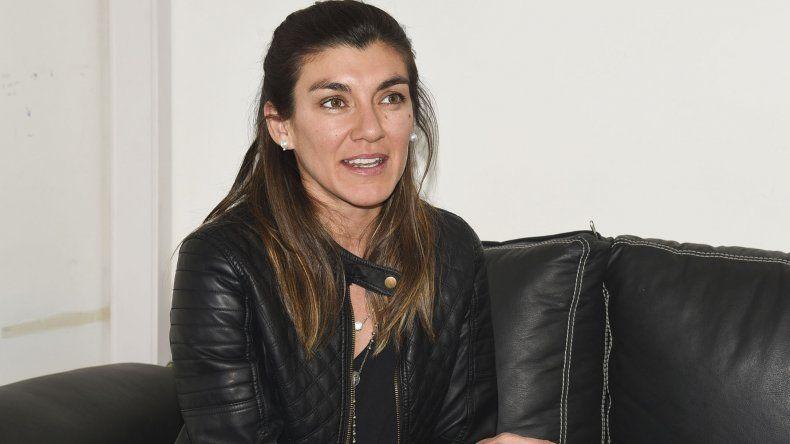 Valeria Soplanes, la deportista eléctrica del atletismo juvenil