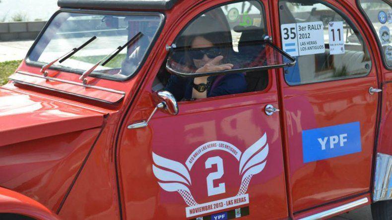 Este fin de semana se correrá el V Rally de la Mujer en Las Heras