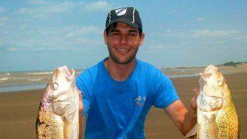 una ilusion de pescar que lo lleva a concientizar sobre la depredacion marina