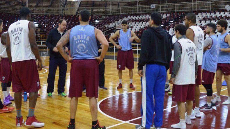 Salta Basket hará esta noche su debut absoluto en el nivel máximo del básquetbol argentino.