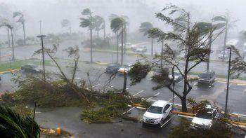 el huracan maria causo al menos 17 muertos