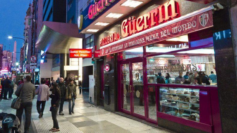 Violento asalto en Güerrin: le abrocharon una oreja al gerente
