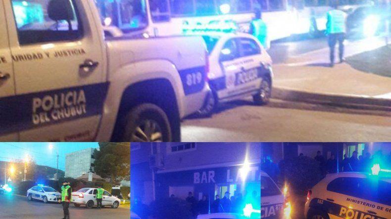 Identificaron a 38 personas en bares nocturnos