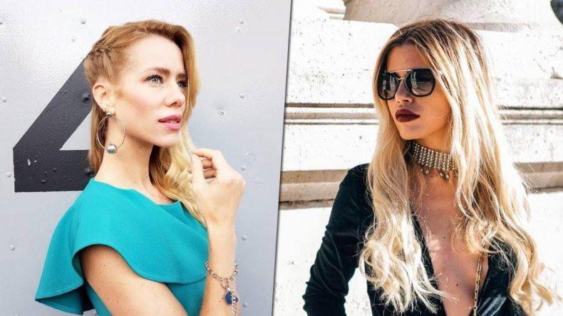 Nicole Neumann: Celia Fuentes era conflictiva