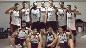Los muchachos de Federación Deportiva festejaron un nuevo éxito, el segundo que logran por el torneo Clausura.