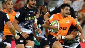 Los Jaguares se preparan para disputar una nueva edición del Super Rugby.