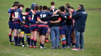 Por quinto año consecutivo, Comodoro Rugby Club participa de la Copa Chubut M-15.
