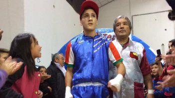 Matías Killer Montesino será el crédito provincial, cuando en pelea de fondo se mida con el pampeano Horacio Montiel en Sarmiento.
