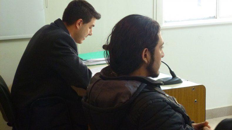 Confirmaron la condena que recibió Fernando Ojeda por la agresión a Dicker Bacar.