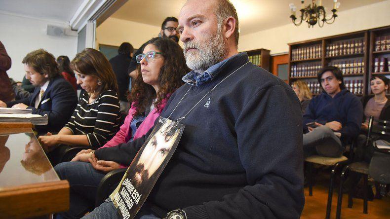 La familia de Santiago Maldonado y el Centro de Estudios Legales y Sociales expusieron ayer sus argumentos para que el juez federal de Esquel