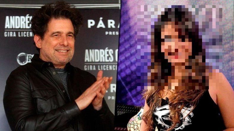 ¿Quién es la nueva pareja de Andrés Calamaro?
