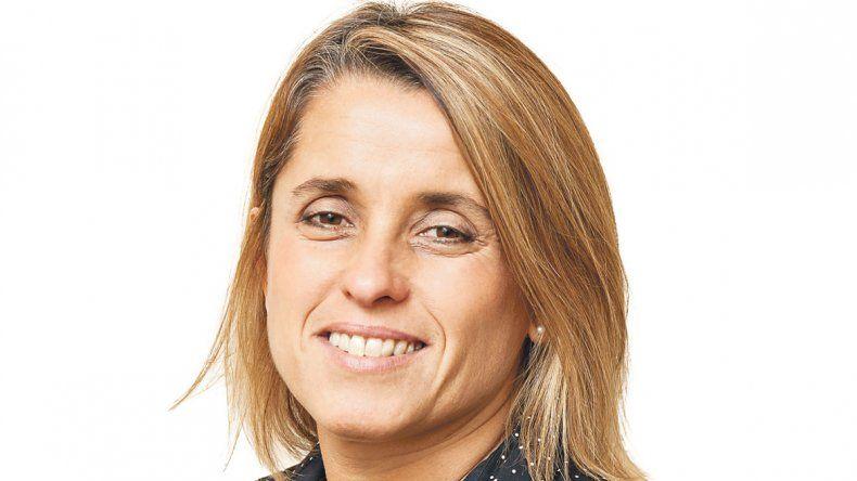 Silvana Muñoz (Directora Forge (*).